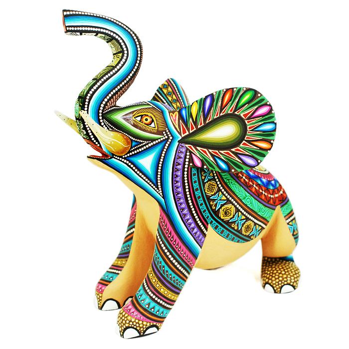 Alebrije elefante.