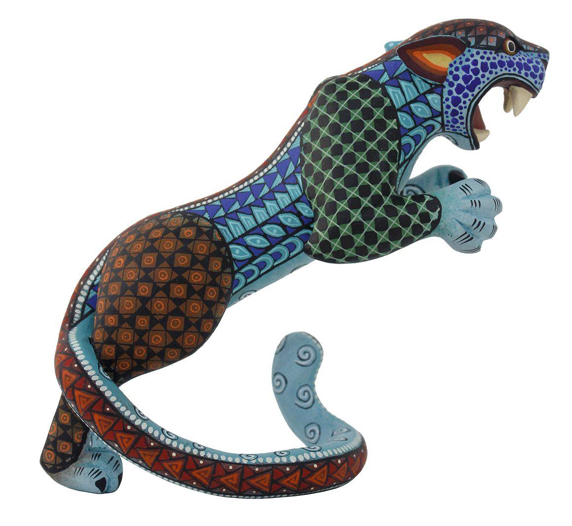Alebrijes de jaguar